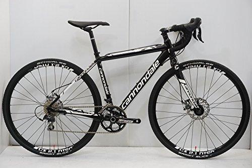 P)Cannondale(キャノンデール) CAAD X(キャドエックス) クロスバイク 2014年 44サイズ