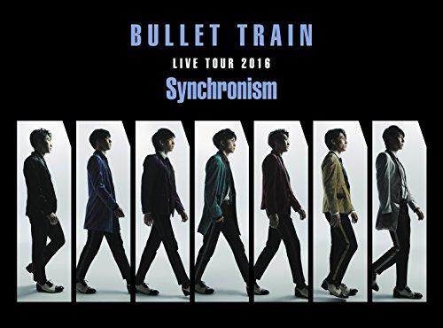 超特急 LIVE TOUR 2016 Synchronism (初回生産完全限定盤) [Blu-ray]