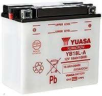 GSユアサ バッテリー 開放式(12V) YB18L-A