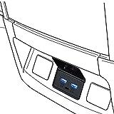 アルパイン(ALPINE) 新車計画 車室内を便利な空間にする アルファード・ヴェルファイア(30系) センターコンソールビルト2インポートUSB KCU-Y002AV