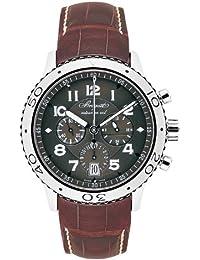 (ブレゲ) BREGUET 腕時計 タイプXXⅠ 3810ST/92/9ZU グレー メンズ [並行輸入品]