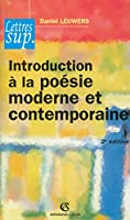 Introduction a la poesie moderne et contemporaine