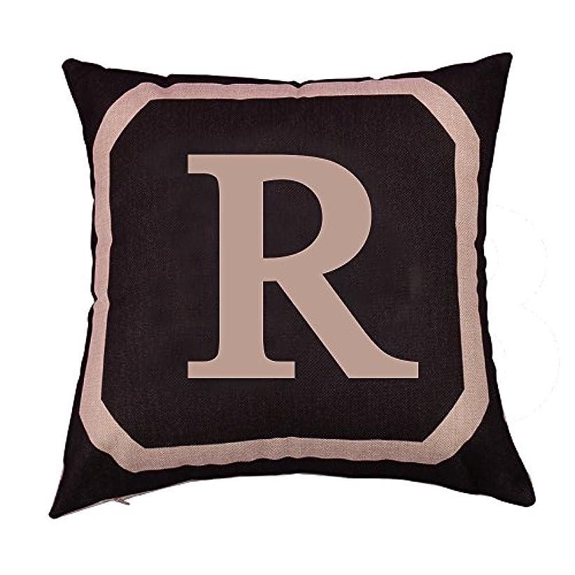 未使用承認するポスト印象派B Blesiya ピローケース 正方形 リネンスロー クッション カバー ソファ 装飾