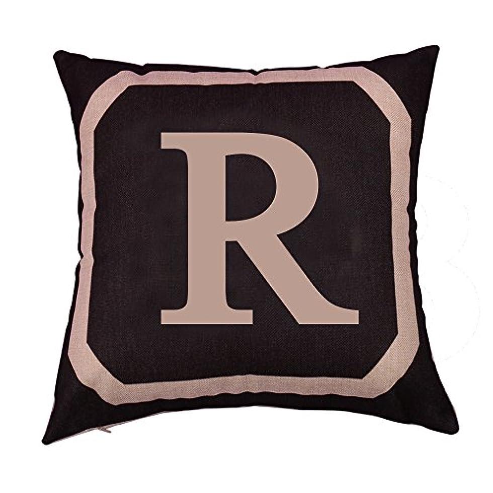 運搬早熟軽減B Blesiya ピローケース 正方形 リネンスロー クッション カバー ソファ 装飾