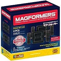 ボーネルンド マグ・フォーマー (MAGFORMERS) 車輪パーツセット MF713009J