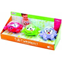 PlayGo Bath Tub Twinklers, Set of 3 [並行輸入品]