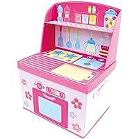 ユーカンパニー U-company ままごと収納ボックス キッチン 遊べて収納できるボックス