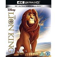 ライオン・キング [4K UHD + Blu-ray ※4K UHDのみ日本語有り](輸入版) -Lion King 4K UHD-