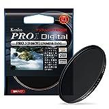 Kenko NDフィルター PRO1D プロND16 (W) 49mm 光量調節用 249444