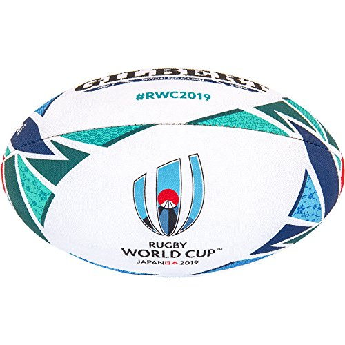 ギルバート 2019年ラグビーワールドカップ 公式レプリカミニボール RWC2019日本開催 GB-9015 GB9015