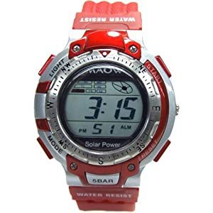マオ MAOW 腕時計 ソーラー MD105-05 メンズ