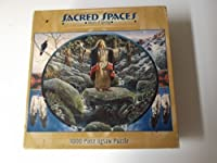 SACRED SPACES VOICE OF SPRING - 1000 PIECE JIGSAW PUZZLE By Ceaco [並行輸入品]