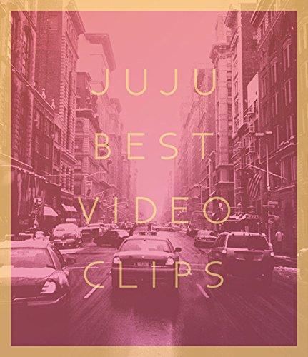 JUJU BEST VIDEO CLIPS(CD付) [Bl...