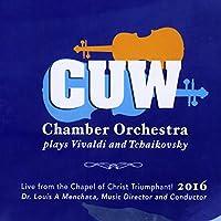 C.U.W. Chamber Orchestra Plays Vivaldi And Tchaikovsky