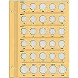 テージー 令和 コインアルバム 普通コイン用 スペア台紙 C-40S1