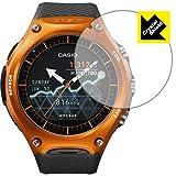 防気泡・防指紋!光沢保護フィルム『Crystal Shield Smart Outdoor Watch WSD-F10』