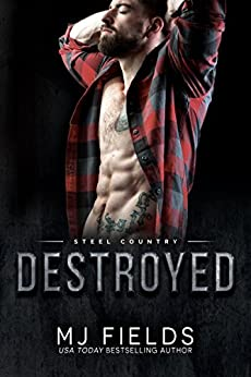 Destroyed: Falcon Brothers (Steel Country Book 2) by [Fields, MJ]