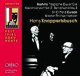クナッパーツブッシュ、ブラームス・コンサート (2CD)