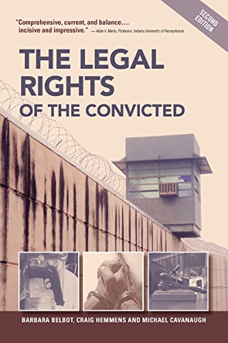 Download The Legal Rights of the Convicted 159332832X