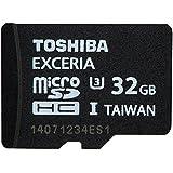 東芝 Toshiba超高速95MB/秒 U3 microSDHC 32GB UHS-I 書込60MB/秒並行輸入品
