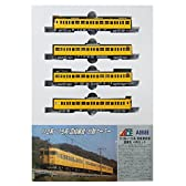 マイクロエース Nゲージ 113系・115系・簡易更新車 濃黄色 4両セット A9585 鉄道模型 電車