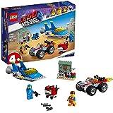 レゴ(LEGO) レゴムービー エメットとベニーの「ビルド&フィックス」ワークショップ 70821 ブロック おもちゃ 女の子 男の子
