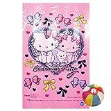 綿菓子袋 チャーミーキティ(100入) / お楽しみグッズ(紙風船)付きセット [おもちゃ&ホビー]