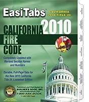 EasiTabs - 2010 California Fire CodeTitle 24 Part 9. Looseleaf Tabs [並行輸入品]
