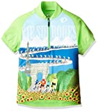 (パールイズミ)PEARL IZUMI サイクリング ジャージ キッズ プリントジャージ K621B[メンズ] 11 レース 11 120
