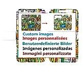 ノーブランド品 高級PU 手帳型 保護ケース Leeco X720 Le Pro3 Special Edition ケース カスタム イメージ