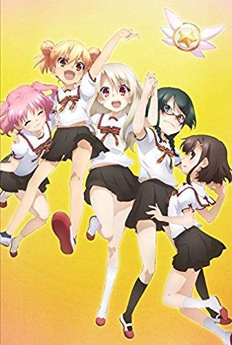 Fate/kaleid liner プリズマ☆イリヤ ツヴァイ! 第4巻 通常版 [DVD]