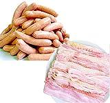 ベーコン ウインナー セット 訳あり 2kg 大容量 お買い得 わけあり お肉 豚肉 豚バラ 焼肉 詰め合わせ お弁当 おかず お惣菜 おつまみ
