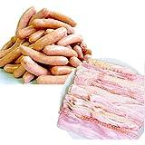 ベーコン ウインナー セット 訳あり 2kg 大容量 送料無料 お買い得 わけあり お肉 豚肉 豚バラ 焼肉 詰め合わせ お弁当 おかず お惣菜 おつまみ