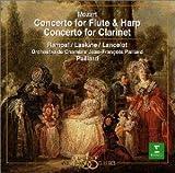 モーツァルト : フルート&ハープ協奏曲&クラリネット協奏曲 画像