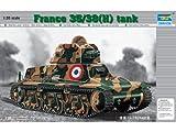 1/35 フランス陸軍 軽戦車 オチキス35/38(H)37ミリ砲 [並行輸入品]