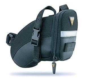 TOPEAK(トピーク) Aero Wedge Pack (Strap Mount) Sサイズ ブラック BAG21901