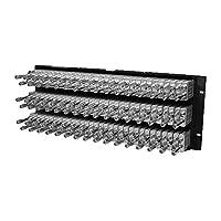 Canare 32md-st-4u   3x 32Mid 4ruサイズHD SDI 96点ビデオPatchbay