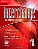 Interchange Level 1 Full Contact with Self-study DVD-ROM. 4th ed. (Interchange Fourth Edition)