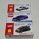トヨタ クラウン アスリート 3台セット トミカ ショップオリジナル ホンダ シビック TYPE R トヨタ クラウン パトロールカー