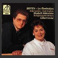 Britten: Les Illuminations, Variations on a Theme of Frank Bridge, Simple Symphony