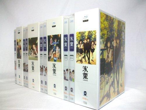 氷菓 全11巻セット [マーケットプレイス Blu-rayセット]