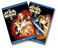 Star Wars: Episodes I & II (Full Screen Edition)
