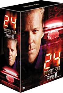 24 -TWENTY FOUR- シーズン2 ハンディBOX [DVD]