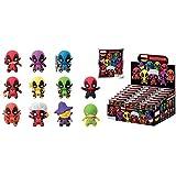 Marvel(マーベル) Deadpool(デッドプール) 3Dフィギュラル・キーリング(コレクターキーリング) SERIES 2 ブラインド仕様 1パック単品販売 [並行輸入品]