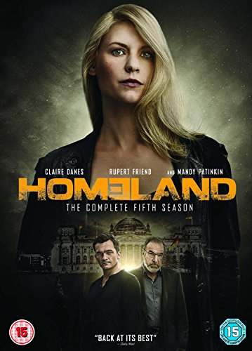 Homeland - Season 5 [DVD] [Import]