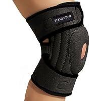 膝サポーター 膝 膝用 膝固定 関節靭帯保護 ひざ 怪我防止 通気性 スポーツ 左右兼用 サイズ別