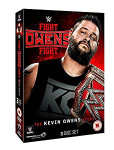WWE: Fight Owens Fight - The Kevin Owens Story [DVD PAL方式](Import)