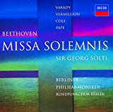 ベートーヴェン:ミサ・ソレムニス
