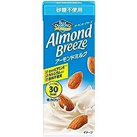 アーモンド・ブリーズ 砂糖不使用 200ml×24本