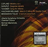 A Cappella Works By Copland, Durufle, Tavener + Others [SACD] by Mackenzie/ASO Chorus (2013-05-03)